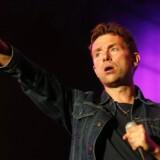 Damon Albarn er aktuel med nyt, eftertænksomt album og et af navnene på årets Roskilde Festival.