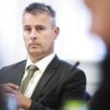 Erhvervs- og vækstmininister Henrik Sass Larsen