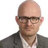 Nyhedsredaktør Peter Suppli Benson.