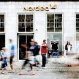 Bankernes duks nummer ét, Rinkjøbing Landbobank, klarer sig som vanligt flot, men også Nordea i Danmark har præsteret et solidt overskud. Arkivfoto: Bax Lindhardt