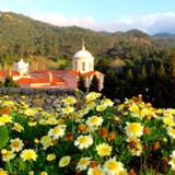 Det gamle kloster ved Penha Longa fungerer stadig som kirke, hvor man kan holde et romantisk bryllup.