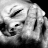 Modelbilled af en voldtægt. Arkivfoto.