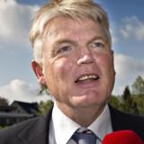 Tidligere departementschef Peter Loft afhøres af Skattesagskommissionen for anden gang.