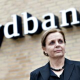 Undersøgelse fra PwC viser, hvor mange millioner topcheferne i selskaberne i det danske C20-indeks tjener på årsbasis. Tallene dækker den gennemsnitlige direktørløn i selskaberne. Hos Sydbank er gennemsnitslønnen lavest: næsten 4 millioner kroner. Lønnen er steget 10,8 procent siden sidste år. Her ses topchefen Karen Frøsig.