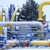Cheferne fra Rusland og Ukraines stridende energiselskaber mødtes natten til i dag i Moskva for første gang siden starten på gasstriden mellem de to.
