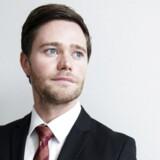 Mathias Lundø Nielsen. Nustay