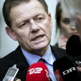 Lars Barfoed (K). foto: Keld Navntoft