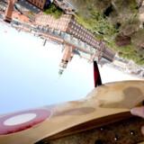 En tur i Tivolis nye forlystelse Vertigo. Se videoen fra Vertigo på næste side.