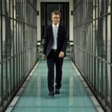 Steffen Kragh, administrerende direktør i Egmont, leverede igen rekordregnskab i et presset mediemarked.