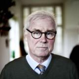 Alf Duch-Pedersen er trods pres fra storinvestor fast som en klippe.