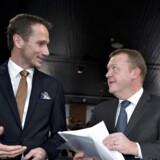 ARKIVFOTO. Venstres medlemmer har onsdag fået tilsend et brev underskrevet af deres formand og næstformand, som forklarer, hvad der kom frem på hovedbestyrelsesmødet i Odense tirsdag.