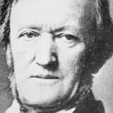 Richard Wagner (1813-83). Udateret arkivfoto