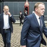 Lars Løkke Rasmussen har reserveret tirsdagen til »at fordøje blå bloks knaster«