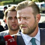 Arkivfoto. Den tidligere spindoktor i Skatteministeriet Peter Arnfeldt vil også de kommende uger have en sigtelse for lækage hængende over sig.