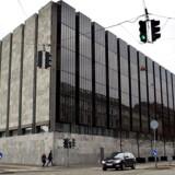 Nationalbanken. ARKIVFOTO