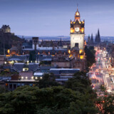 """Den skotske hovedstad kan endelig prale af at have slået """"storebror"""" London som rejsedestination."""