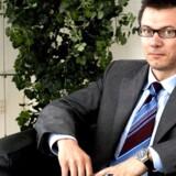 """Lasse Lindblad, tidligere koncernchef for """"rigmandsbanken"""" CapiNordic, er nu storaktionær i biotekselskabet Serendex."""