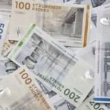 Danmarks Statistik har offentliggjort tal for indkomstskat for personer i 2012.