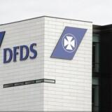 DFDS opjusterer forventningerne til 2015