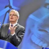 Kommissær Michel Barnier ser crowdfunding som en finansieringsmulighed for virksomheder, der ikke kan få lån i banken.