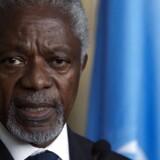 Kofi Annan, tidl. generalsekretær for FN, besøger København til juni.