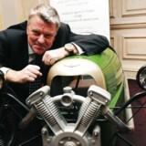 Charles Morgan er nu fortid i legendariske Morgan Motor Company