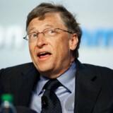 Bill Gates - Verdens næstrigeste mand har tjent sine penge gennem Microsoft. Formue: 349,6 milliarder kroner. Kilde: Bloomberg