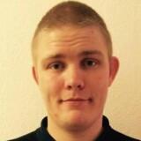 Mikkel Dahls jobsøgningsbillede er blevet delt flere tusinde gange på Facebook.