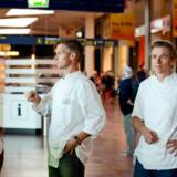 I forbindelse med Copenhagen Cooking-festivallen dukker en pop-up restaurant op i transithallen, og fra 27. august vil det midlertidige spisested ved Taxfree forretningen være ledet af skiftende stjernekokke, som hver uge vil sammensætte deres specielle nordiske menu.
