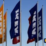 Møbelvarehuset IKEA kaster sig nu også ud i TV-apparater og lydsystemer. Foto: Bob Strong, Reuters/Scanpix