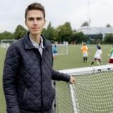 Anders Lange er talentchef for de 10-14-årige og initiativtager til morgentræningen hos KB. Foto: Jens Astrup