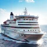 DFDS lukker sin rute til Harwich, og sejler nu kun passager til udlandet fra København med Oslobådene.