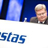 ARKIV af Vestas' adm. direktør Anders Runevad.