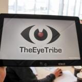 Iværksættervirksomheden The Eye Tribe udvikler øjenstyring til telefoner og tablets