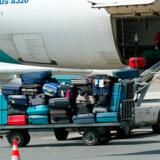 Værdien af den bagage, der aldrig dukker op igen i Storbritanniens 20 største lufthavne, er opgjort til 7 millioner pund - svarende til ca. 58 millioner kr..