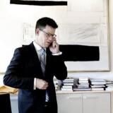 Steffen Kragh, adm. direktør i Egmont, er klar til yderligere opkøb i Norden, hvis mulighederne byder opstår.