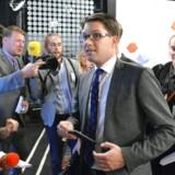 Jimmie Åkesson, leder af Sverigedemokraterna.