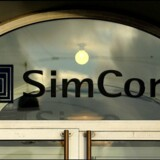 Softwareselskabet Simcorp er på vej med endnu en kontrakt med en klient i Nordamerika.