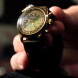 Var det noget med et Rolex-ur, der har tilhørt Bernhard Madoff?