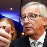 ARKIVFOTO. Jean-Claude Juncker.