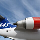SAS-kunder slipper indtil videre for kortgebyr.