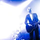 Steffen Brandt og TV-2 spillede søndag en udsolgt koncert på Vega i København.