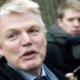 Peter Loft, tidligere departementschef i Skatteministeriet ankommer til afhøring i Skattesagskommissionen onsdag d. 18 december 2013 i Søborg. (Foto: Keld Navntoft/Scanpix 2013)
