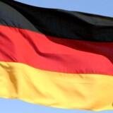 De tyske fabriksordrer er stigende