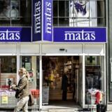 Matas fik en omsætning på 827,2 mio. kr., en spids under de 830 mio. kr., som var ventet ifølge estimater indsamlet af SME Direkt for Ritzau Finans.