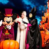Disneyland Paris kan ikke nøjes med én dag, men fejrer Halloween hele denne måned.