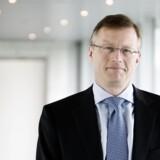Mærsk-topchefen Nils Smedegaard kunne onsdag lægge et funklende kvartalsregnskab på bordet. Men de gode takter skal ikke bruges på at snuppe markedsandele, siger han.