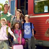 I den populære familiefilm tager Onkel Erik og alle ungerne på ferie i Nordjylland. Men også i virkelighedens verden er der masser at opleve de steder, hvor filmen foregår.