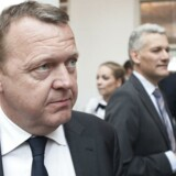 Lars Løkke Rasmussen, formand for Venstre: