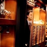 Urmager Ole Mathiesen hører til leverandørerne af luksusvarer.